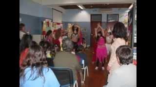 Música, dança e afetos na BE