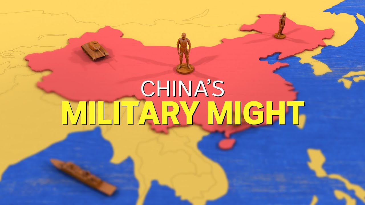 How China is flexing its military muscle under the rule of Chinese President Xi Jinping