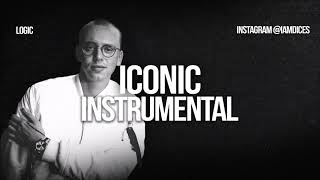 "Logic ""ICONIC"" ft. Jaden Smith Instrumental Prod. by Dices *FREE DL*"