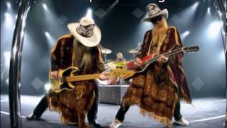 ZZ TOP - La Grange (Guitar Backing Track)