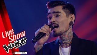 เล็ก - อกหักเพราะรักเมีย - Live Final - The Voice Thailand 2018 - 4 Mar 2019
