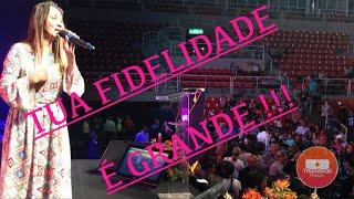 Tua Fidelidade - Luzia Barbosa