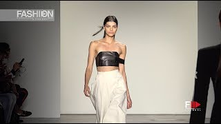 HOGAN MCLAUGHLIN 4K Spring 2020 New York - Fashion Channel