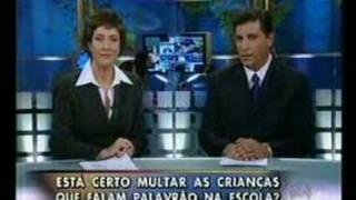 Cururu no Jornal do SBT
