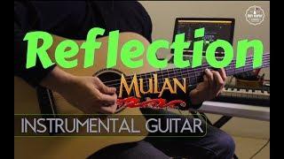 Lea Salonga - Disney's Mulan Reflection Instrumental Guitar Cover