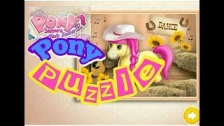 PONY Sister Hair Salon Pony Puzzle
