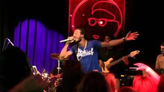 Gyptian - beautiful lady - live @ band on the wall , Manchester 2015