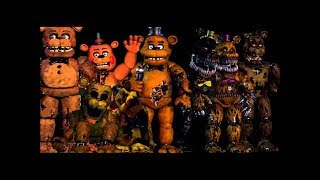 [FNAF SONG] All Freddys Sing
