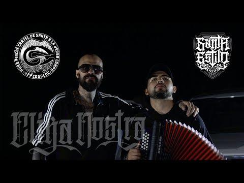 Clika Nostra de Cartel De Santa Letra y Video