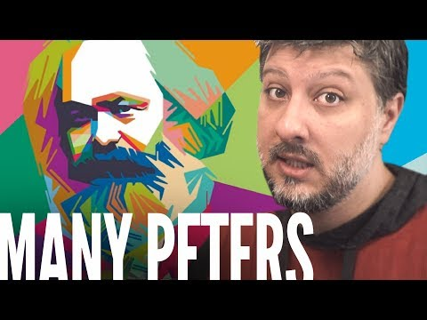EVERYTHING IS LABOR | Many Peters²⁴