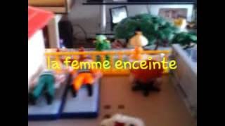 Playmobil episode 1 la femme enceinte