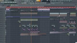 MAKJ & Timmy Trumpet - Party Till We Die (Gerson Remake) FL STUDIO