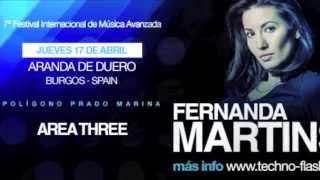 Fernanda Martins - Saludo Techno-Flash 2014