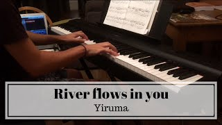 River flows in you - Yiruma (piano cover)