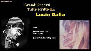 Lucio Dalla - Scritta per: Olivia Newton John