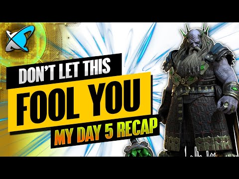 DON'T LET THIS FOOL YOU | Underpriest Brogni Day 5 Recap | BGE's Guides| RAID: Shadow Legends