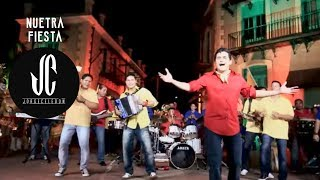 Nuestra Fiesta - Jorge Celedon, Jimmy Zambrano l Video ®