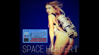 Korg Electribe 2 | Space Harrier II (camidelaigua jam cover)
