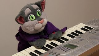 Keyboard Talking Tom