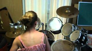 Best Friend's Brother- Victoria Justice (drum cover) by: Jenny