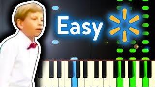WALMART YODELING BOY + PIANO