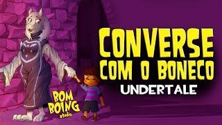 Converse com o boneco - Curta de Animação - BomBoing Studio