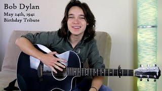 Knockin' on Heaven's Door - Bob Dylan [Tribute Cover] by Dalton Cyr