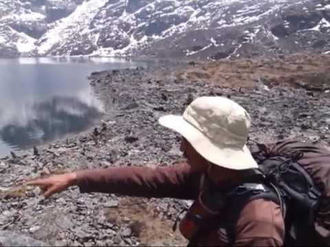 Mera Peak trail: In the Hinku valley, part 2
