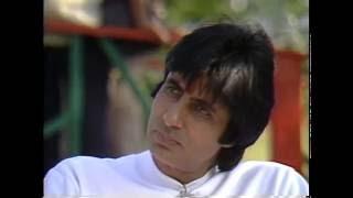 Amitabh Bachchan 1984 Interview width=