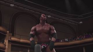 WWE 2K18 Booker T Entrance w/ Can You Dig It