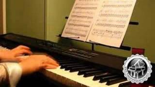 "GOUNOD/BACH  ""Ave Maria""  Piano Version"