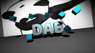 "Intro Text Panda 🐼 ""DAB"""