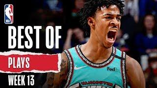 Best Plays from Week 13   2019-20 NBA Season