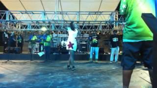 Rosie Delmah Live @ 2016 Festpac Guam - My Love
