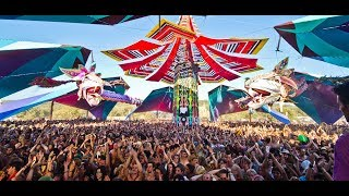 WAO FestivaL 2017@Festival in Italy@Dancefloor@Psychedelic trance(VIDEO) ॐ