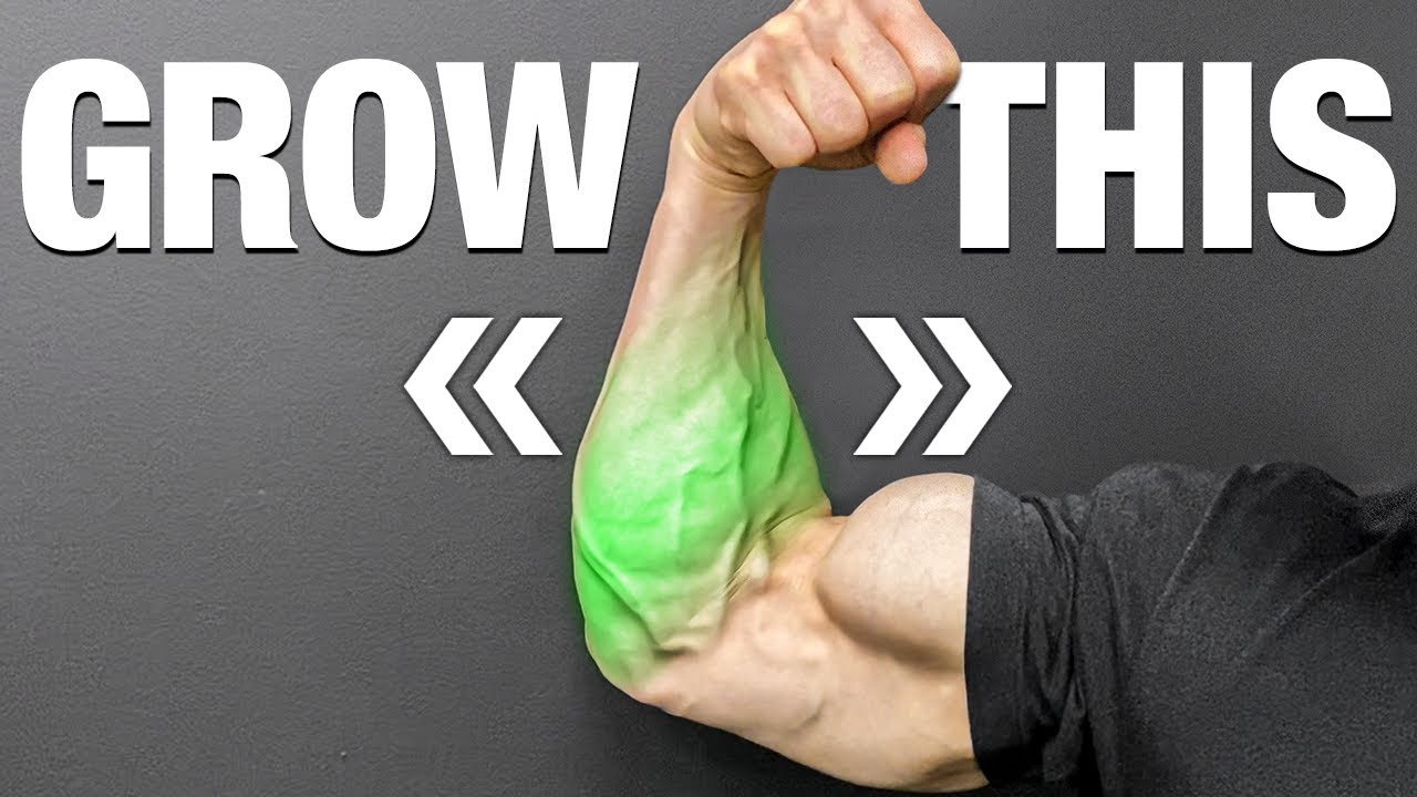 How to get Jacked Forearms