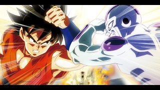 Dragonball Super AMV | Warrior inside [Nightcore] | Son Goku vs Freeza