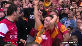 Didier Drogba Amazing Goal ~ Arsenal vs Galatasaray 1 2 HD