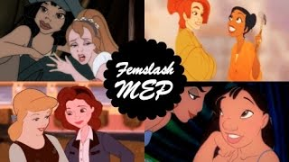"""She Keeps Me Warm"": Non/Disney Femslash MEP"
