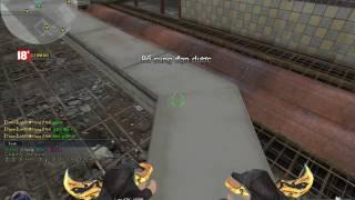 [Truy kích]Hướng dẫn nhảy map chiến trường zonbie+_+
