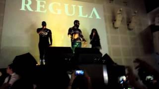 Regula-Nasty (Live)