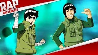 Rap do Gai e Rock Lee (Naruto) | Ft. Hericksom | DatteBeats RapRelations 02
