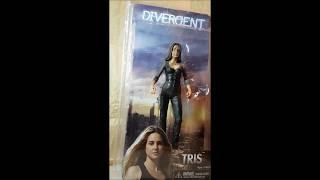 """Divergent- """" Tris """"- Action Figur- Neca"""