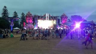 SNBRN at Electric Forest weekend 2- 06.29.17