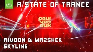 Paul van Dyk is playing Aimoon & Ma2shek - Skyline @ ASOT Festival Mexico