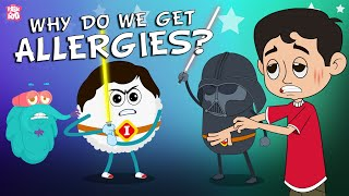 Why Do We Get Allergies? | The Dr. Binocs Show | Best Learning Videos For Kids | Peekaboo Kidz