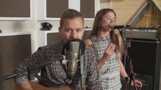 "Marc & Abi Acoustic Duo Cover ""Bare Necessities"""