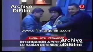 Pity Alvarez internado en el Hospital Fernandez - DiFilm (2010)