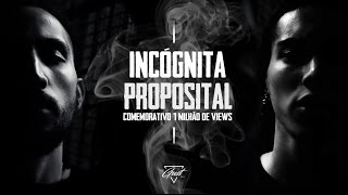 TheGusT MC's - Incógnita Proposital (Clipe Oficial)