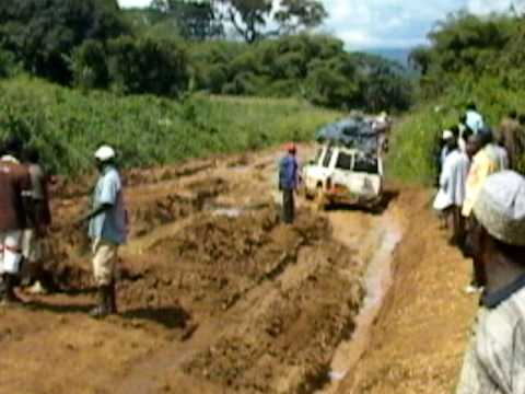 Bad roads to my village (Nguti) Cameroon
